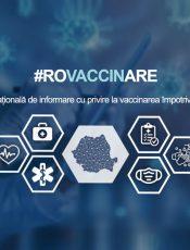 #ROVACCINARE – Platforma națională de informare