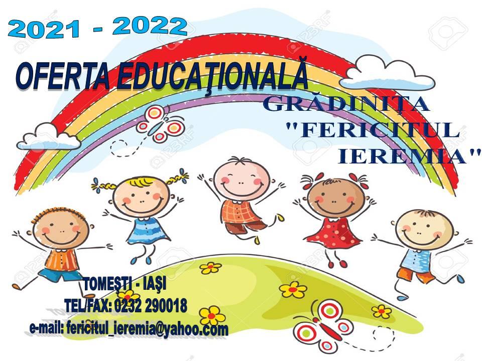 Oferta educationala 2020-2021